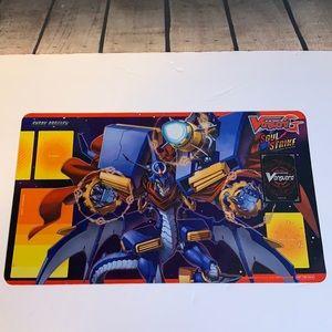 Chronodragon Nextage Vanguard Playmat